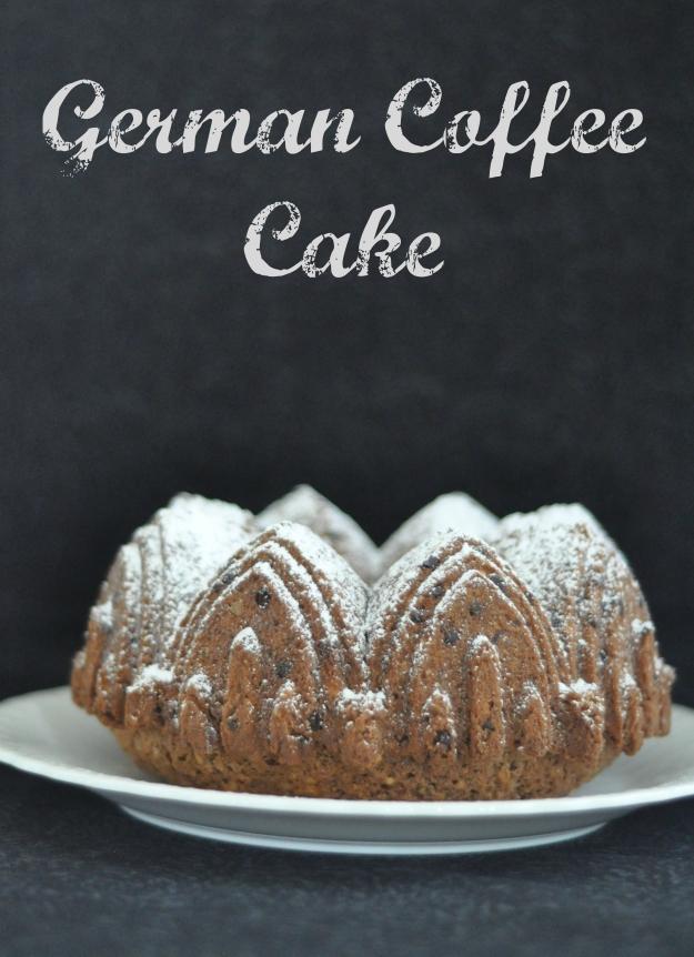 German Coffee Cake (Schuttelkuchen)