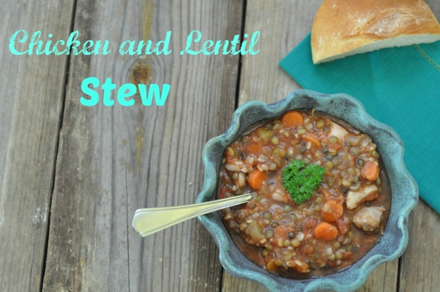 Chicken and Lentil Stew