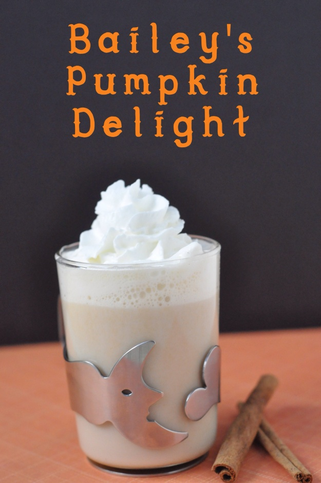 Bailey's Pumpkin Delight
