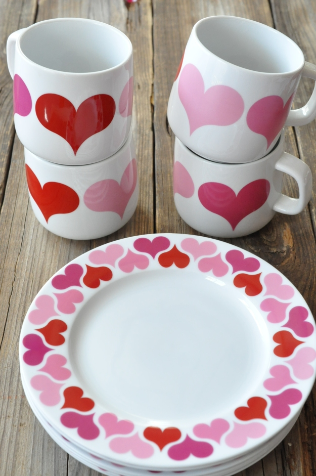 Valentine Dishes